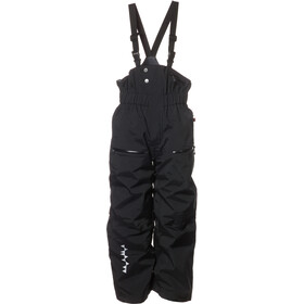 Isbjörn Powder Winterbroek Kinderen, black